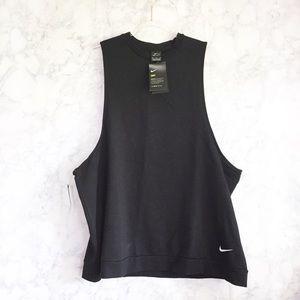NWT Nike black tank top size xxl